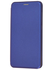 Книга Premium Samsung Galaxy A70 (синий)