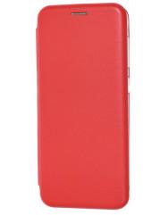 Книга Premium Samsung Galaxy A20/A30 (красный)