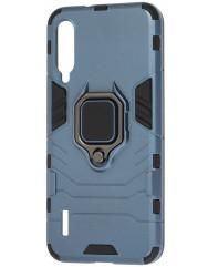 Чохол Armor + підставка Xiaomi Mi A3/CC9e (сірий)