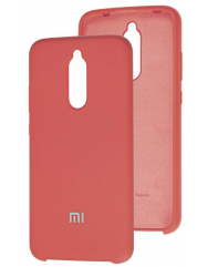 Чехол Silky Xiaomi Redmi 8 (коралловый)