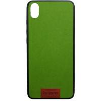 Чехол Remax Tissue Xiaomi Redmi 7a (зеленый)