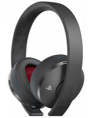 Накладні навушники Sony PS4 Wireless Headset Gold Limited Edition The Last of Us Part II