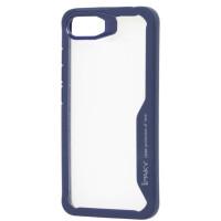 Чехол-накладка Ipaky TPU+PC iPhone 7/8 (синий)
