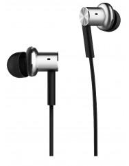 Вакуумні навушники-гарнітура Xiaomi Mi In-Ear Pro (Silver) + чохол для навушників
