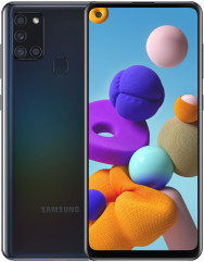 Samsung A217F Galaxy A21s 3/32Gb (Black) EU - Официальный