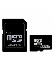 Карта памяти micro SD 32gb (10cl) Enjoy