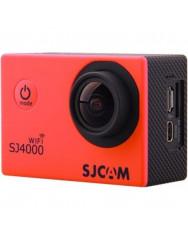 SJCAM SJ4000 WiFi (Red)