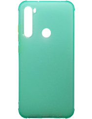 Чохол посилений матовий Xiaomi Redmi Note 8 (зелений)