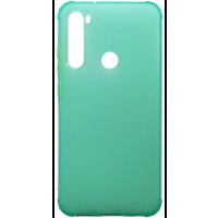 Чехол усиленный матовый Xiaomi Redmi Note 8 (зеленый)