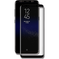 Стекло Samsung Galaxy S9 (5D Black) 0.33mm