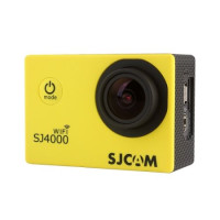 SJCAM SJ4000 WiFi (Yellow)