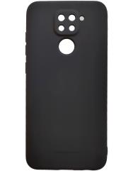 Чохол Molan Xiaomi Redmi Note 9 (чорний)