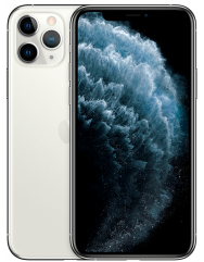 Apple iPhone 11 Pro Max 256Gb (Silver) MWHK2