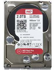 WD Red Pro[WD2002FFSX]