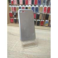 Чехол Molan iPhone 7 (серебряный)