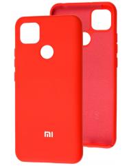 Чохол Silicone Case Xiaomi Redmi 9C (червоний)