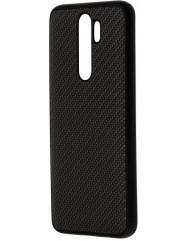 Чехол Premium Carbon Xiaomi Redmi Note 8 Pro (черный)