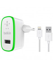 Belkin Home Charger 12W Lightning[F8J125vf04-WHT]