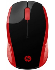 HP Wireless Mouse 200[Red]