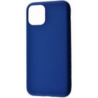 Чехол Silicone Cover Iphone 11 (синий)