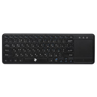 2E Touch Keyboard 2E KT100 WL BLACK
