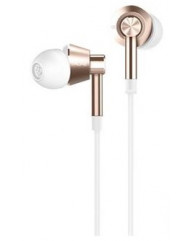 1MORE 1M301 Piston Earphone In-Ear Mic[1M301-WHITEGOLD]