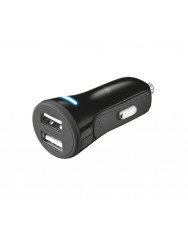 Trust 20W Car Charger with 2 USB port