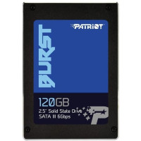 "Patriot BURST 2.5"" SATA III[PBU120GS25SSDR]"
