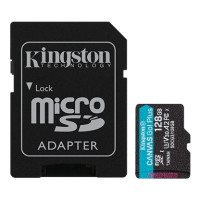 Kingston Canvas Go! Plus microSD[SDCG3/128GB]