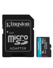 Kingston Canvas Go! Plus microSD[SDCG3/64GB]