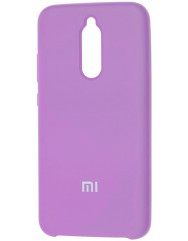 Чехол Silky Xiaomi Redmi 8 (лавандовый)