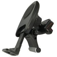 Автомобильный держатель XH-182 магнитный (черный)
