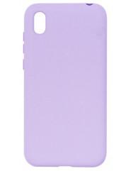 Чохол Silicone Cover Huawei Y5 2019/Honor 8s (лавандовий)