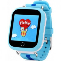 Детские GPS-часы Q100s  (Blue)