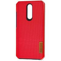 Чехол SPIGEN GRID Xiaomi Redmi 8a (красный)