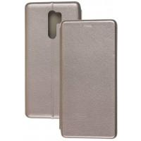 Книга Premium Xiaomi Redmi 9 (серый)