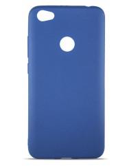 Чохол SoftTouch Xiaomi Redmi Note 5A (синій)