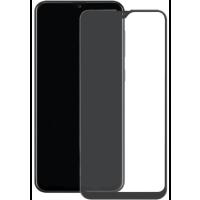 Стекло бронированноематовое Samsung Galaxy A30 (5D Black)