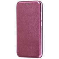 Книга Premium Xiaomi Mi A2 Lite (марсала)