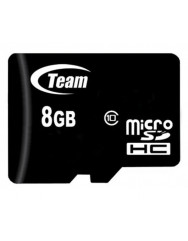 Карта памяти Team micro SD 8gb (10cl)