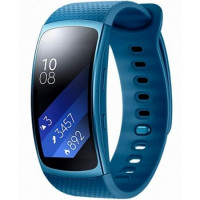 Смарт-часы Samsung Gear Fit2 (Blue)