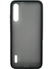 Чохол LikGus Maxshield матовий Xiaomi Mi A3/CC9e (чорний)