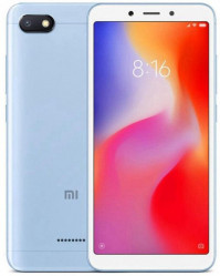 Xiaomi Redmi 6A 2/32GB (Blue) EU - Global Version