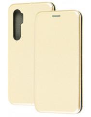 Книга Premium Xiaomi Mi Note 10 Lite (золотой)
