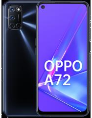 OPPO A72 4/128GB (Twilight Black)
