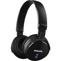 Беспроводные вакумные наушники-гарнитура Philips SHB3060 (черный)