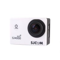 SJCAM SJ4000 WiFi (White)