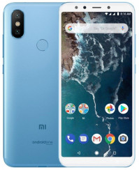 Xiaomi Mi A2 4/32GB (Blue) EU - Global Version