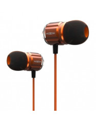 Вакуумные наушники-гарнитура MoXom (Orange)