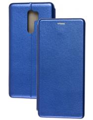 Книга Premium Xiaomi Redmi 9 (синій)